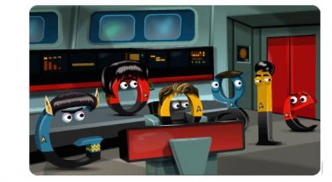 Google Doodles – Googles sjov med logoer