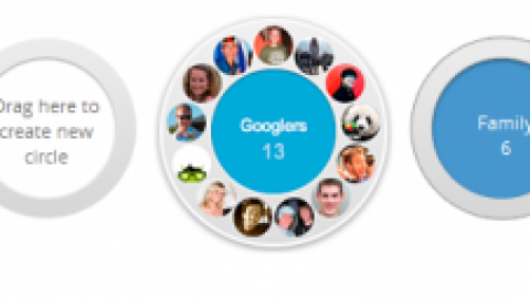 Google Plus Cirkler – Google Circles