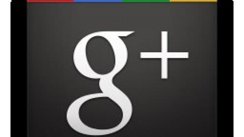 Google Plus Spil på vej