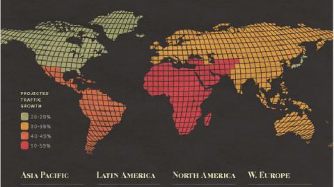 7 milliader mennesker 4 milliarder på nettet – se graf og tal