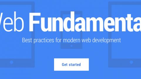 Web fundamentals – Best practices i moderne webudvikling