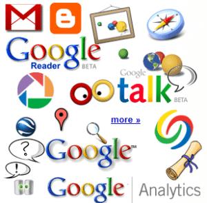 Overblik over Googles Produkter