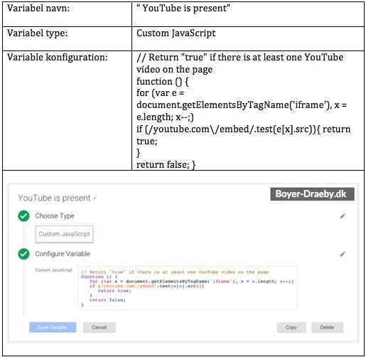 youtube google tag manager variabel